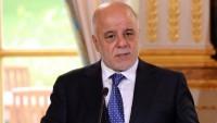 İbadi: Referandum mazide kaldı, Irak bayrağı tüm Iraklılarındır.