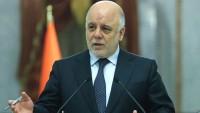 El-İbadi, Irak'ta terörle mücadele için küresel desteğe vurgu yaptı