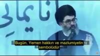 """VİDEO: Seyyid Haşim Haydari : Gün gelir de Liderimiz İmam Seyyid Ali Hamanei yada Seyyid Hasan Nasrullah derse ki """"Biz Yemen'de Bulunmalıyız"""" O zaman hepimiz Yemen'de olacağız!"""