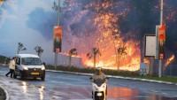 Hayfa'daki yangında 130 siyonist yaralandı