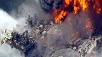 Hazar Denizi'nde Bulunan Petrol Platformunda Yangın: 32 İşçi Öldü