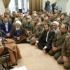 İmam Seyyid Ali Hamanei: Amerikalılar'ın iğrenç girişiminin ardından Ordu ve Devrim Muhafızları'nın kardeşlik eli güzel bir hareketti