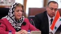 Suriye Meclis Başkanı Hediye Halef Abbas görevden azledildi