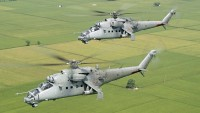 Hindistan'dan Afganistan'a üç savaş helikopteri