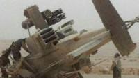 Suudi Amerika'nın Apaçi Helikopteri Yemen'de Düşürüldü