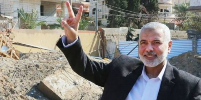 Heniyye: Filistin Davasını Zihinlerden Silme Çabası Başarılı Olamayacak