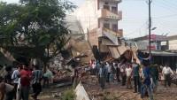 Hindistan'da lokantada patlama; 90 ölü