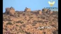 Video: Hizbullah Mücahidleri Crud Arsel Bölgesindeki Teröristlere Göz Açtırmıyor