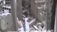 Video – Hizbullah ve Suriye ordusu, Zabadani şehrine giriş yaptı