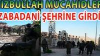 Hizbullah Mücahidleri ve Suriye Ordusu Zabadani Şehrinin İçlerine Doğru İlerliyor: 80 Terörist Öldürüldü