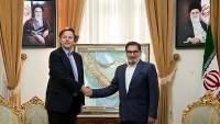 Hollanda dışişleri bakanı, Tahran'ı ziyaret etti