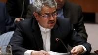 İran'ın BM daimi temsilcisi Hoşru: Nükleer anlaşma değiştirilemez, yeniden müzakere edilemez