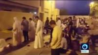 Video: Bahreyn'in kahraman halkı Şeyh Kasım'ın evinde nöbet tutuyor