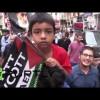 2017 Dünya Kudüs Günü, Londra Yürüyüşü antisiyonist Yaahudilerin katılımıyla gerçekleşti. / Video