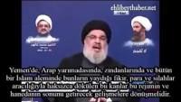 SEYYİD HASAN NASRALLAH'IN AYETULLAH NEMR'İN ŞEHADETİ HAKKINDA KONUŞMASI