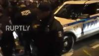 Video: Büyük Şeytan Amerika'nın füze saldırısından görüntüler!