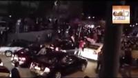 Video: Halep Halkı Suriye Ordusunun Halepteki Zaferini Sokaklara Dökülerek Kutladı