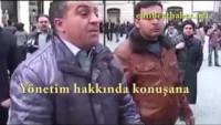 AZERBAYCAN'DA KONUŞANA DÜŞÜNENE BAKIN NE YAPIYORLAR