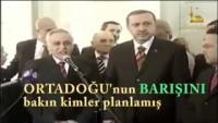 BAKIN ORTADOĞU'NUN BARIŞINI(!) KİMLER NE ZAMAN PLANLAMIŞ