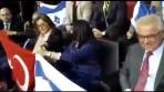 Video: AKP GAZİANTEP BÜYÜKŞEHİR BELEDİYE BAŞKANI FATMA ŞAHİN, TERÖRİST İSRAİL BAYRAĞI İLE KAMERALARA POZ VERİYOR