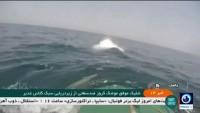 Video: İran İslam İnkılabının, Denizaltısı cruise füzesini başarıyla ateşliyor