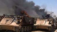Yemen Hizbullahı Suud İşgalcilerinin Maarib'deki Üssünü Zilzal-3 Füzesiyle Vurdu