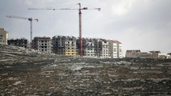 Siyonist İşgal Rejimi Kudüs'e 1000 Yeni Yerleşim Birimi İnşa Edilmesini Onayladı