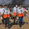 Filistinli Bir Genç İşgal Güçlerinin Açtığı Ateşle Yaralandı 