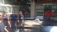 Bıçaklama Eyleminde Bir İsrail Polisi Yaralandı