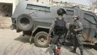 El-Arrub Mülteci Kampında Çıkan Şiddetli Çatışmalarda Bir İşgal Askeri Yaralandı