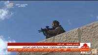 Siyonist İsrail askerleri gerçek mermilerle saldırıyor