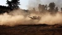 Siyonist askerler, Filistinlilere ait tarlalara saldırdı