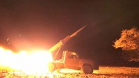 Suudi Rejiminin Cizandaki 2 Askeri Karakolu Katyuşa Füzeleri İle Vuruldu