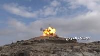 Suudi Arabistan'ın El Hadar Askeri Üssü İmha Edildi