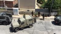 İşgal Güçleri Batı Yaka'da Çok Sayıda Filistinliyi Gözaltına Aldı 