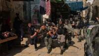 İşgal Güçleri Mescid-i Aksa Çevresinde Cemaate Saldırdı