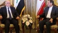 Irak Başbakanı, İran Cumhurbaşkanı 1. Yardımcısı İle Görüştü