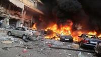 İdlib'de patlama: 6 ölü
