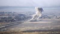 Irak Ordusu DEAŞ'a Ait Bir İHA Düşürdü
