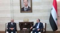 İmad Hamis: İran-Suriye ilişkileri uluslararası ilişkilerde görülmemiş örnektir