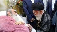İmam Seyyid Ali Hamanei, Ayetullah Mezahiri'yi ziyaret etti