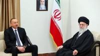 Azerbaycan Cumhurbaşkanı, İmam Seyyid Ali Hamanei İle Görüştü