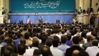 İmam Seyyid Ali Hamanei: Bölgeyi Terk Edecek Olan Ülke İran Değil, Bizzat ABD'nin Kendisi Olacaktır