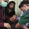 Suriye: Kimyasal Saldırıda 100'den Fazla Kişi Yaralandı