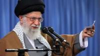 İmam Hamaney: Siyonist İsrail Rejimi Güvendeyken Müslümanlar Birbirleri İle Savaşıyor
