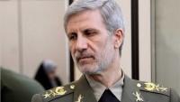 İran Savunma Bakanı: İran'a Düşmanlıkları Geçmiştekinden Daha Net