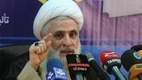 Şeyh Naim Kasım:  İran İslam İnkılabı zafere ulaştığı günden beri, Suudi Arabistan İran'a karşı komplo kuruyor