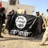 Irak Savaş Uçakları, Suriye'de IŞİD'i Vurdu