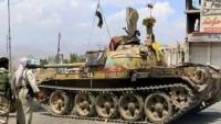 Sana'da Kontrol Tamamen Ele Geçirildi