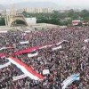 Yemen Halkı İşgalcilere Karşı Meydanları Doldurdu